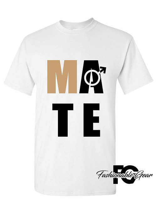 MATE (Couples Tee)