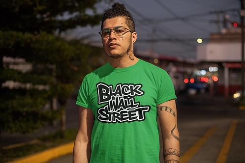 BLACK WALL STREET GRAFFITTI