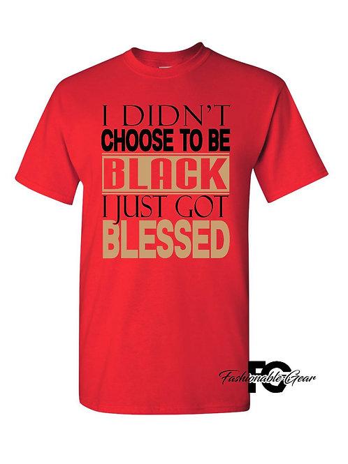 BLACK BLESSED