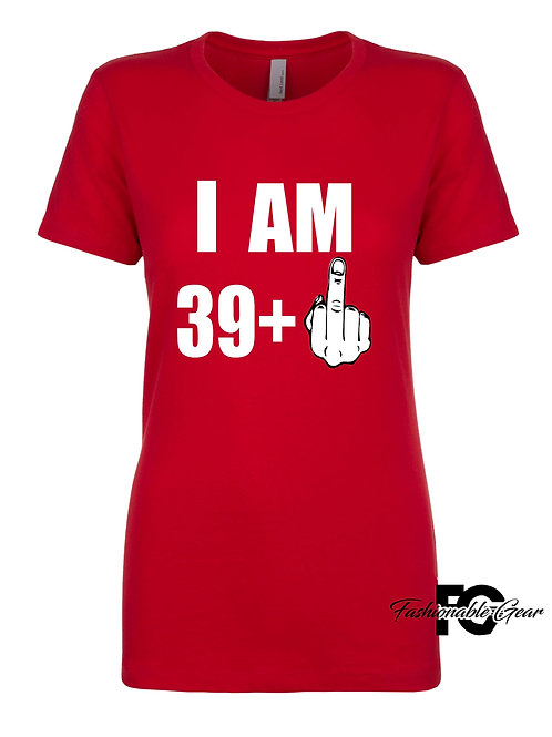 I AM 39 + 1