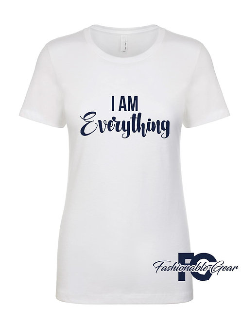I AM EVERYTHING (Couples Tee)