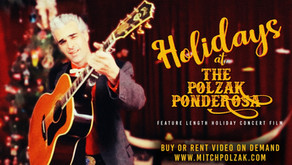 """Holidays At The Polzak Ponderosa!"" now available!"