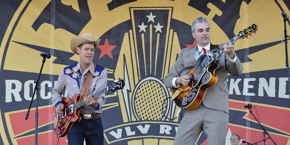 Viva Las Vegas, Mitch Polzak & The Royal Deuces!