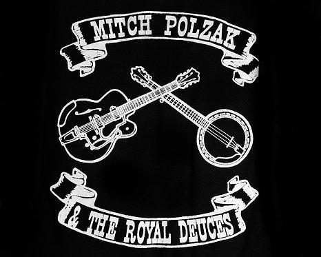 """Guitar | Banjo"" Mitch Polzak & The Royal Deuces - Unisex Shirt"