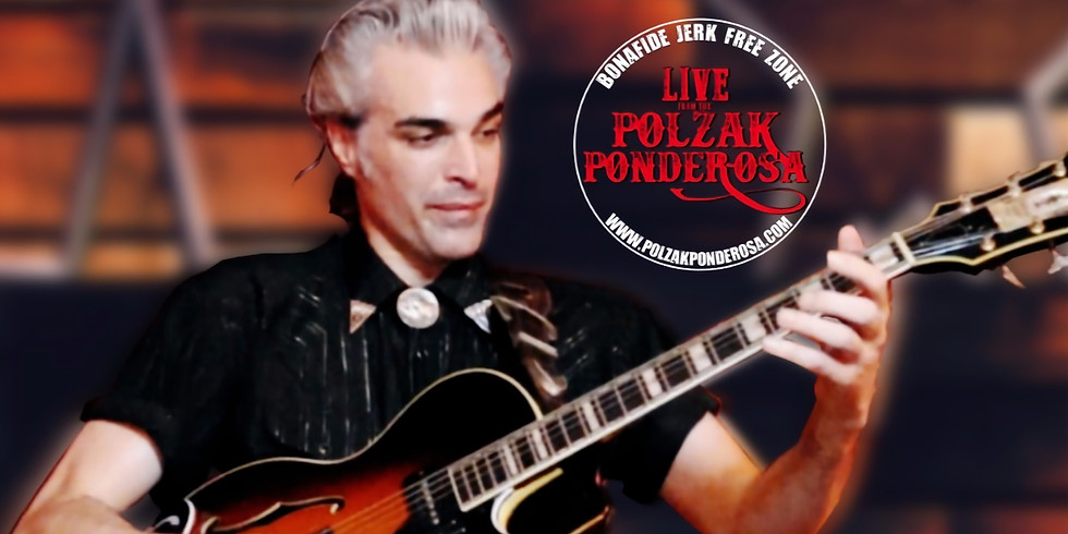 Episode 64: Waylon Jennings Tribute! | Live From The POLZAK PONDEROSA! (Livestream)