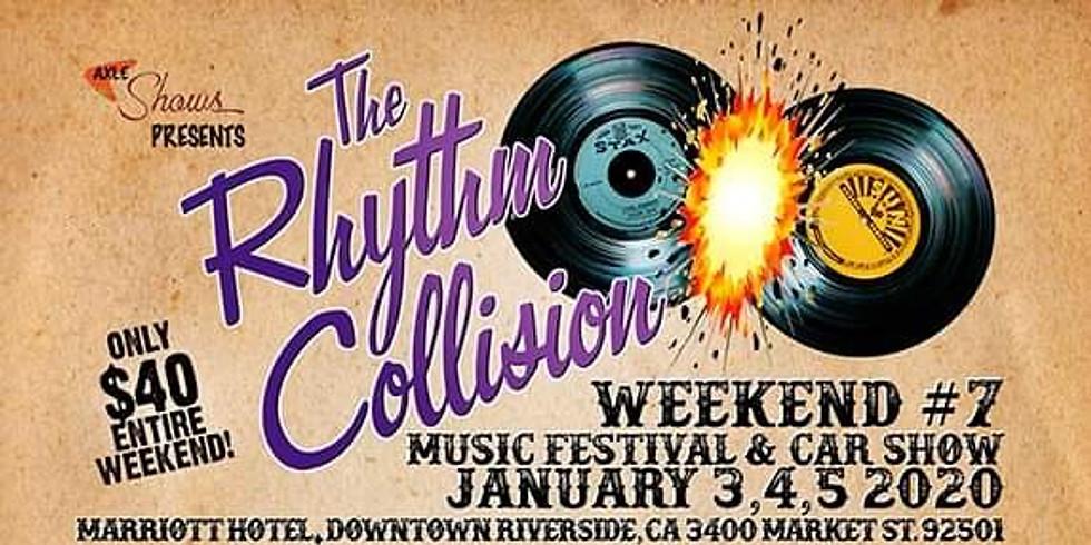 Rhythm Collision Pool Party