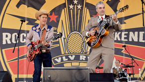 Opening for The Stray Cats, Jerry Lee Lewis & Duane Eddy at Viva Las Vegas!