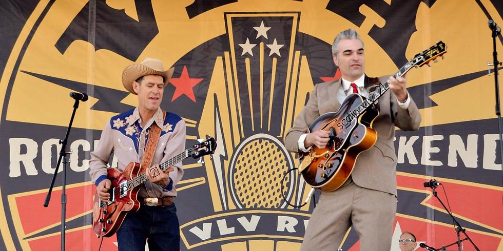 Viva Las Vegas Rockabilly Music Festival!  Mitch Polzak & The Royal Deuces in the Bienville Room!