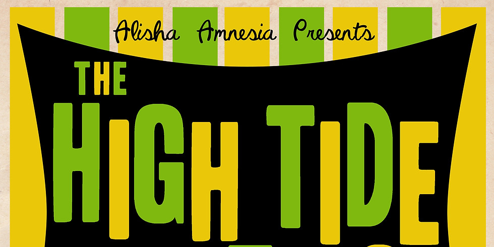 The High Tide Trio @ Club Deluxe!