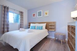 Bedroom _ Hollywood Cottages