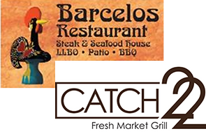 Hollywood Cottages | Where to Eat in Wasaga Beach | Catch22 or Barcelos
