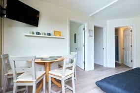 Living Room | Hollywood Cottages