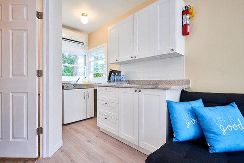 Kitchen   Hollywood Cottages