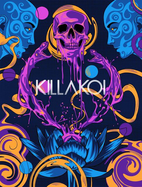 Killakoi Band Poster