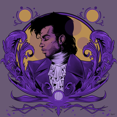 Prince Shirt Design for What Kind of Apple Are You Clothing