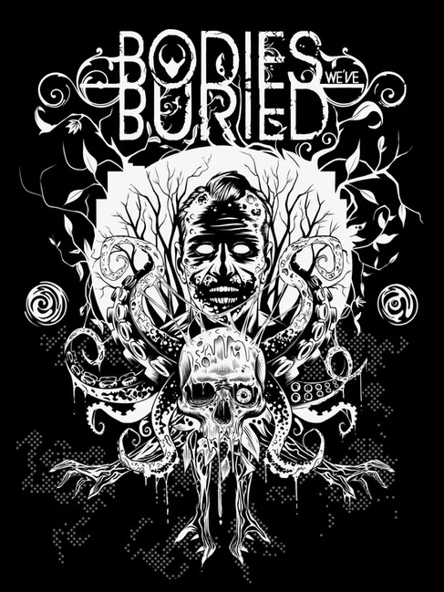 Shirt For Bodies We've Buried
