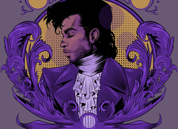 Limited Edition Prince Poster