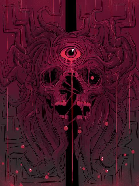 Sillscreen Poster Design