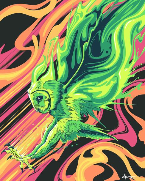 Empath Owl