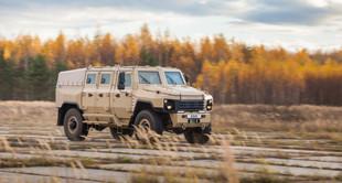 Испытания Бронеавтомобиля БУРАН в условиях полигона Истомино Нижегородской области.