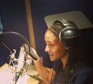 Ayesha Casely-Hayford on Wandsworth Radio