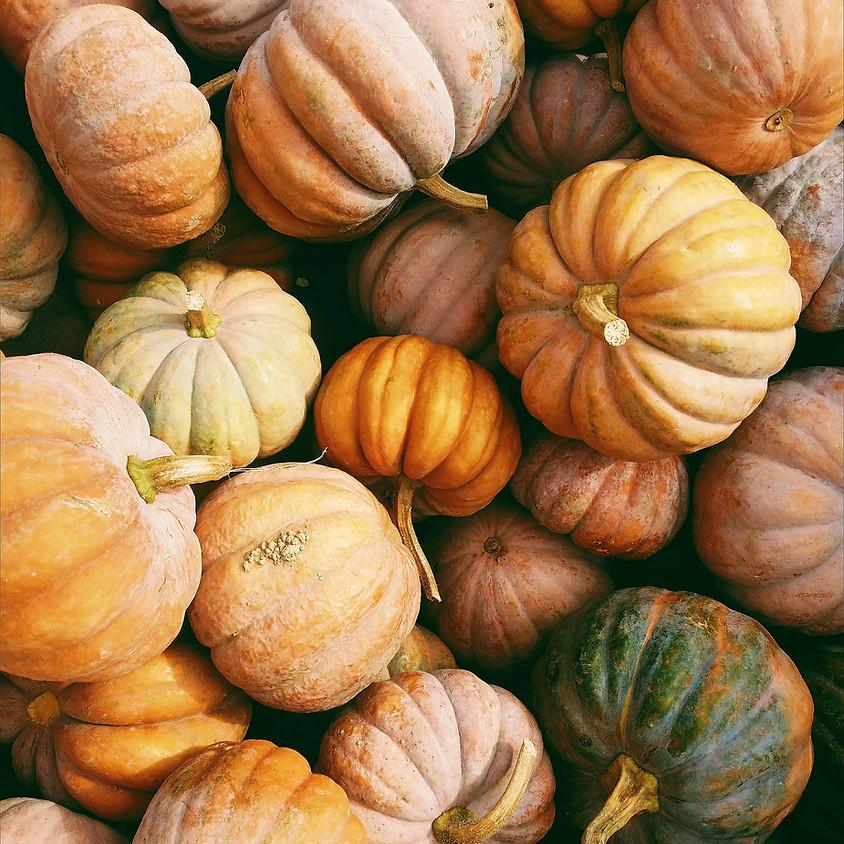 Healthier Thanksgiving ~ 11 AM