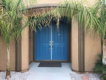 Front Doors Paint