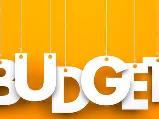 Is it time to set a budget?
