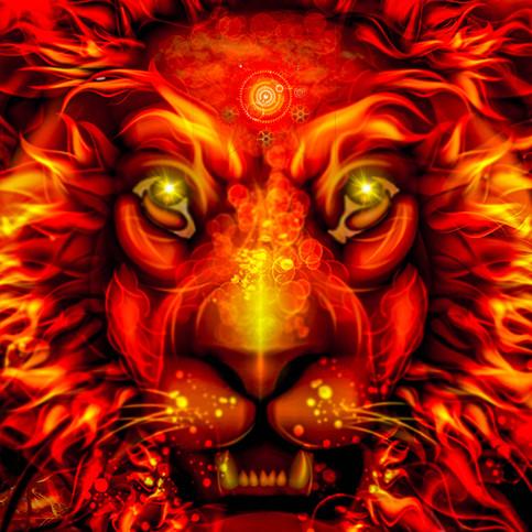 Anger Lion