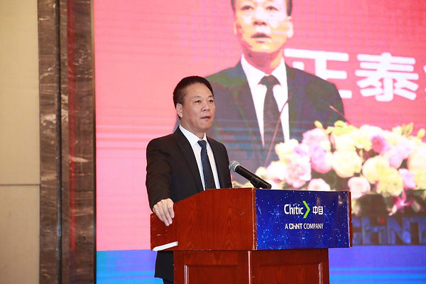 Vice President and chairman of Chint Corporation - Chen Guoliang