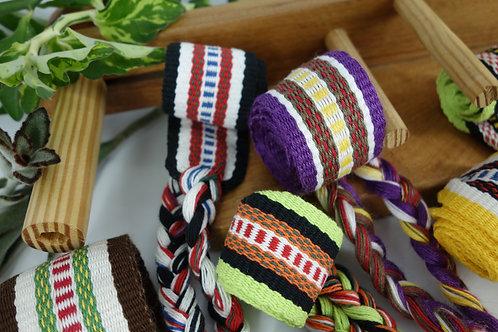 手織頭織帶7款