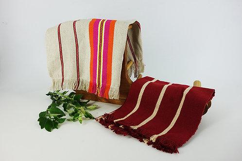 傳統地織桌墊2款