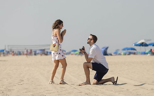Weddings and Proposals - Rehoboth Beach