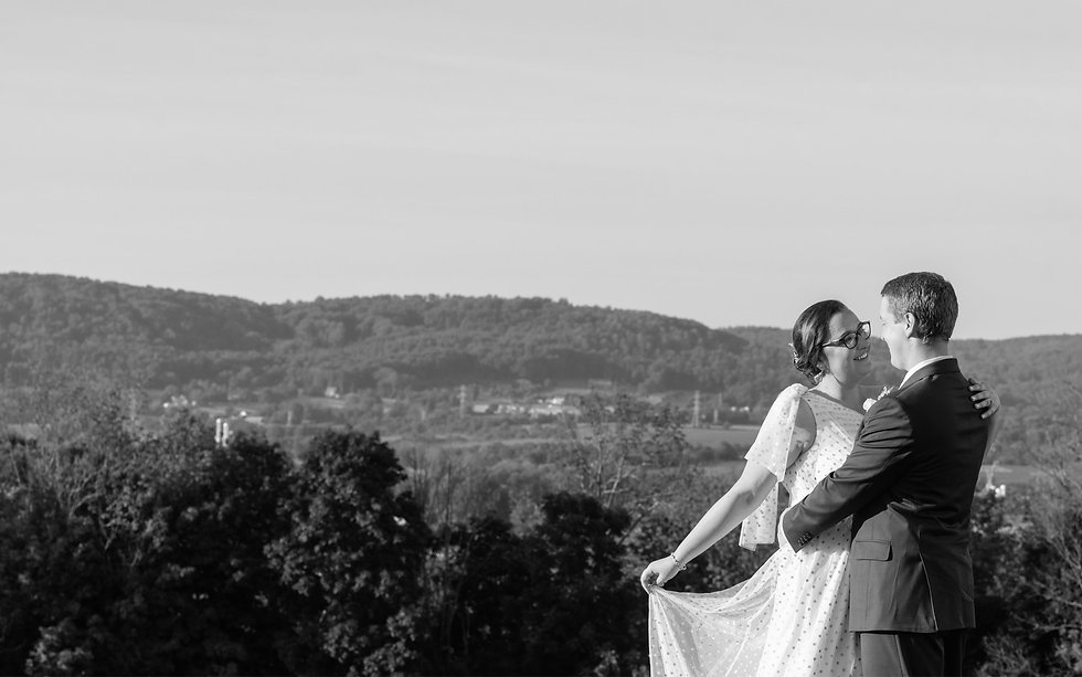 Client Testimonial - Bride and Groom Loo