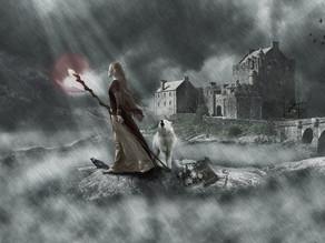 The Cailleach (KAY-lech)
