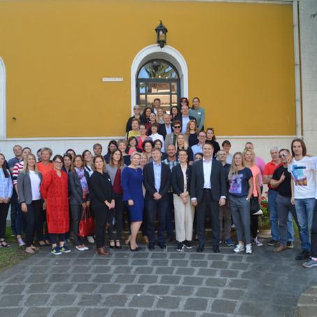 #ESP2019: Volunteering, diversity and mental health on the agenda