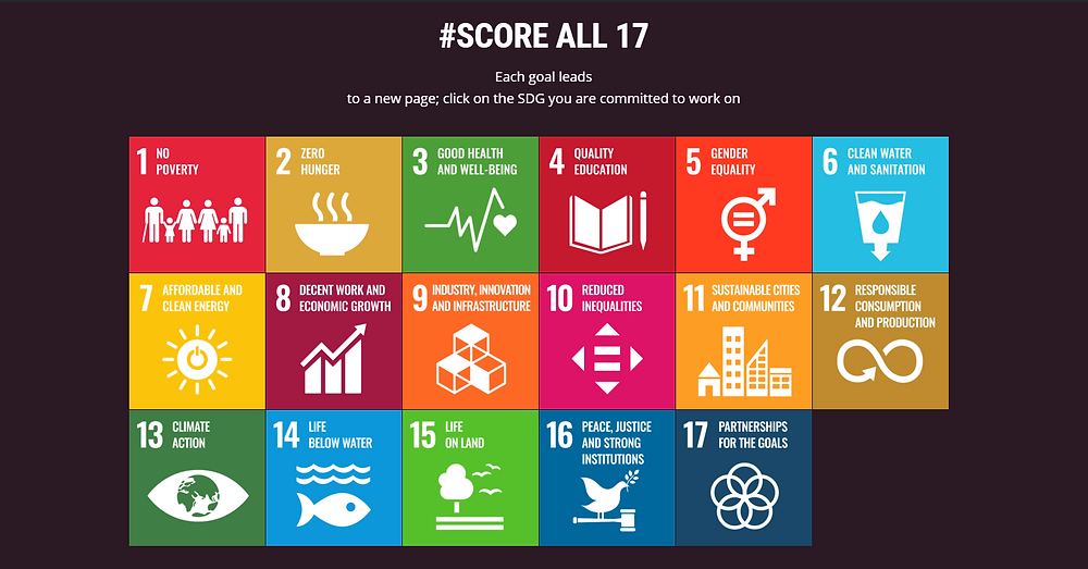 Have a look at the project's manual to learn how sport can contribute to the SDGs