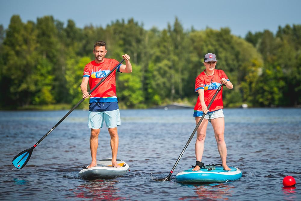 BeActive Beach Games in Riga, Latvia