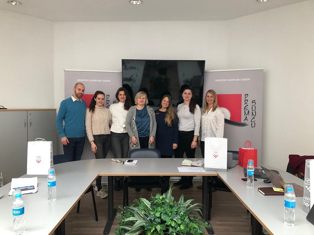 ENGSO Youth Committee meeting in Zagreb