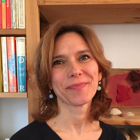 """#ESP2019 warm-up with Francesca Cirulli: """"Healthy body - healthy mind?"""""""