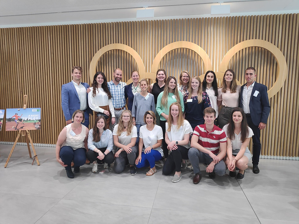 ENGSO Youth General Assembly in Frankfurt