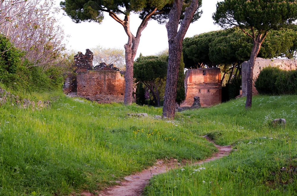 Appia Antica archaeological sight, Rome