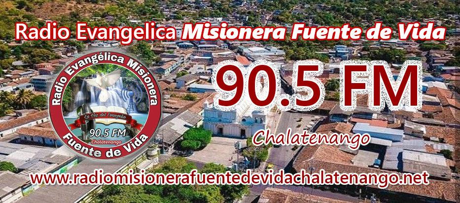 Radio Misionera 90.5 FM, Chalatenango.jpg