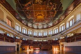 Sheldonian Theatre interior.jpg
