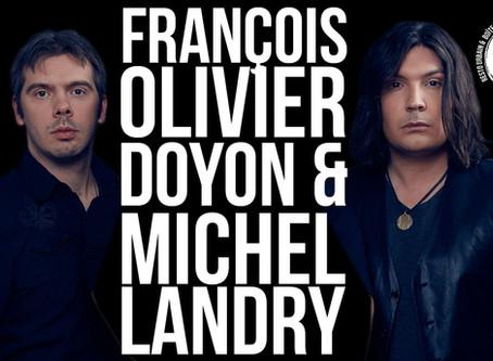 François-Olivier Doyon & Michel Landry