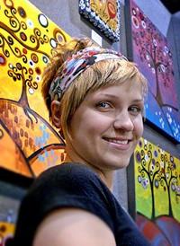 Programme éducatif - Cours de peinture en milieu scolaire