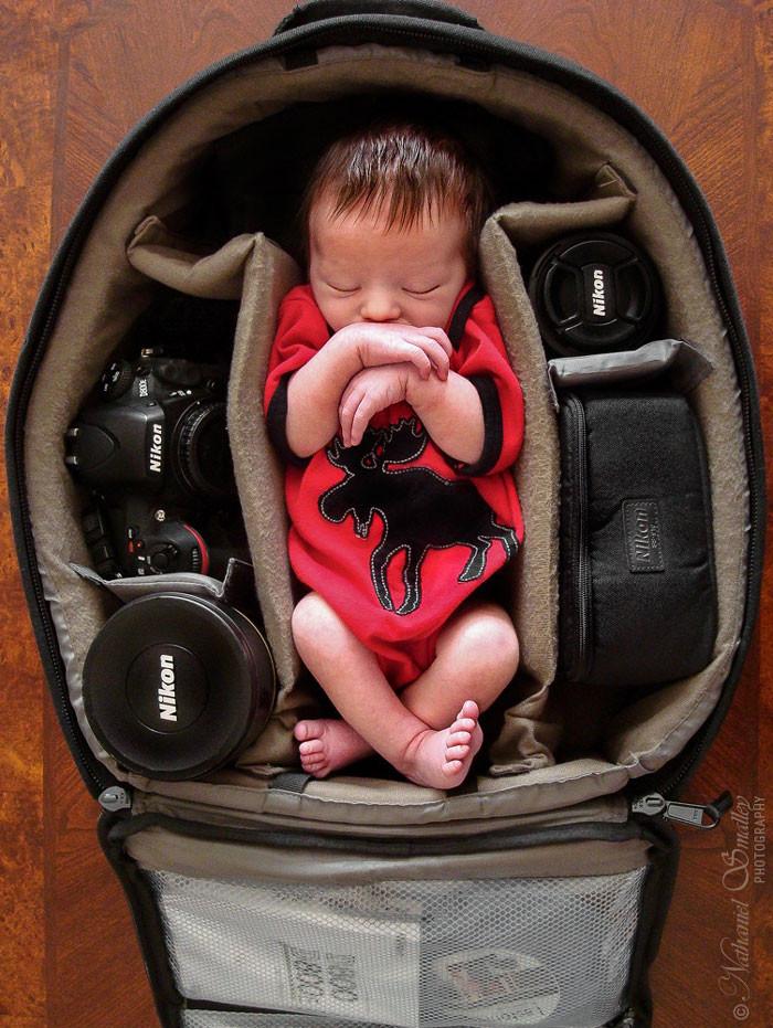 Photo bébé - Photographe