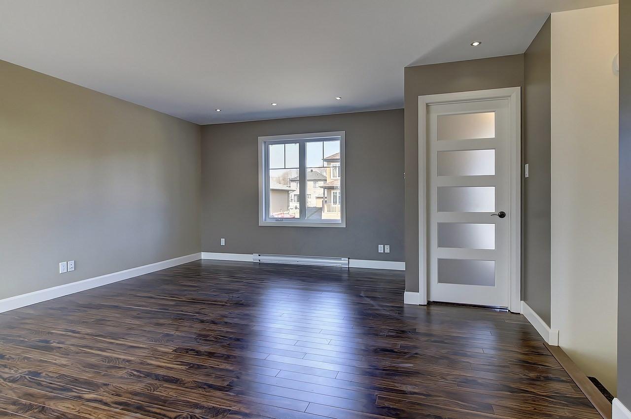 Plan maison plain-pied / Salon 1