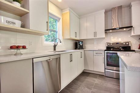 Maison avec garage / Cuisine 3