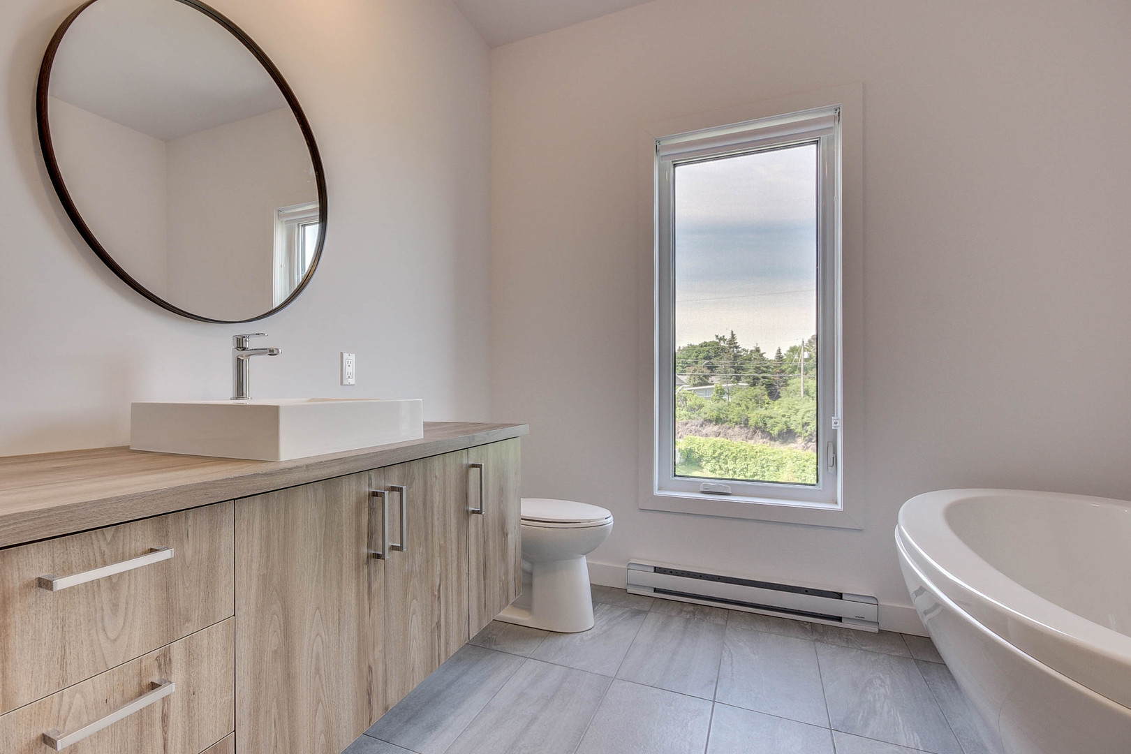 Dessinateur bâtiment - Salle de bain 3